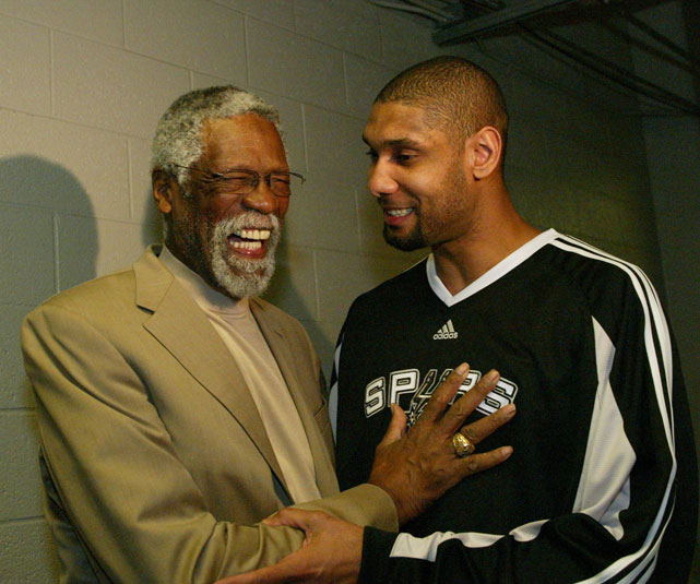 In Another Interview With San Antonio Spurs Forward Tim Duncan Russell Asked